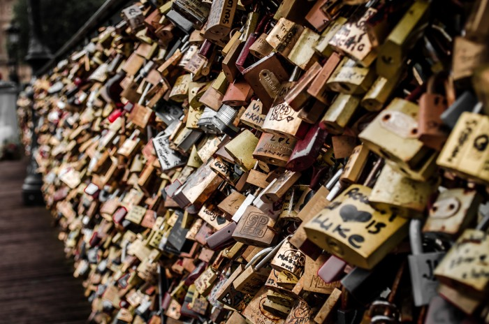 Love locks of Paris: Are They a Good Thing for the City?