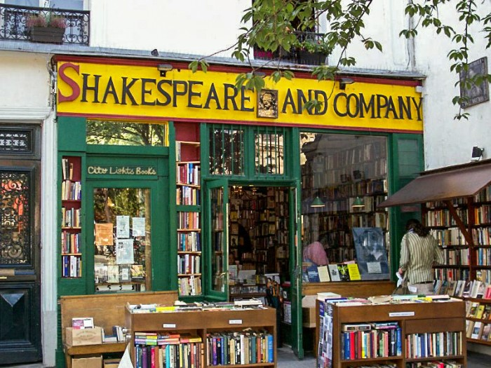 Shakespeare & Co: A Book Lover's Delight in Paris