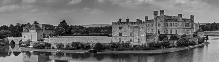 Leeds Castle: Why is it in Kent?