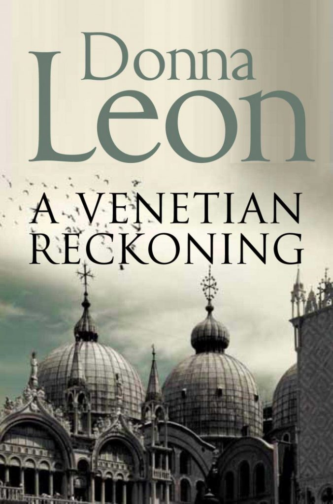 A Venetian Reckoning (Donna Leon)