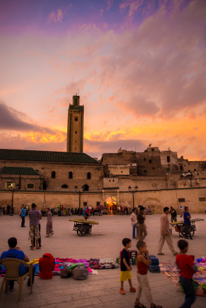 Fes:  A flying visit to the third largest City in Morocco
