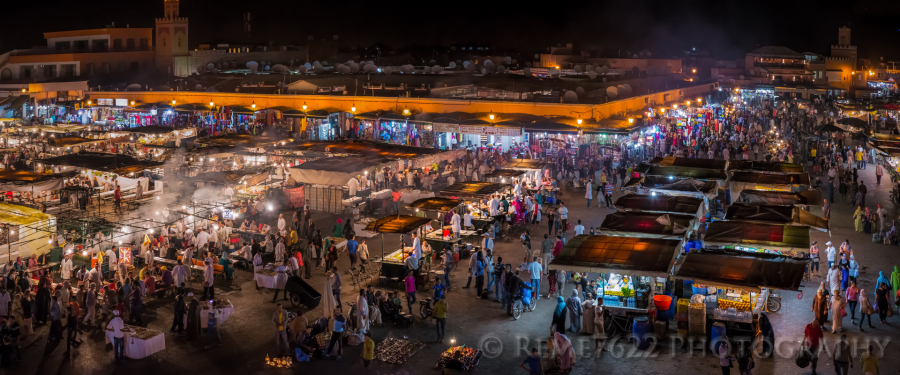 Djemaa El Fna at Night: The Heart of Marrakech