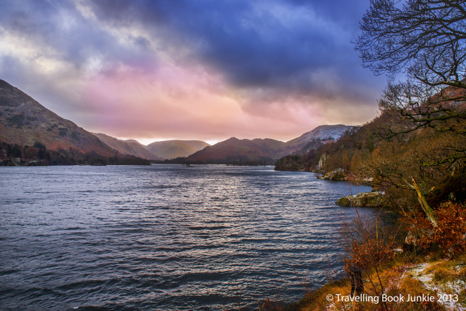 Ullswater, Lakes District, UK