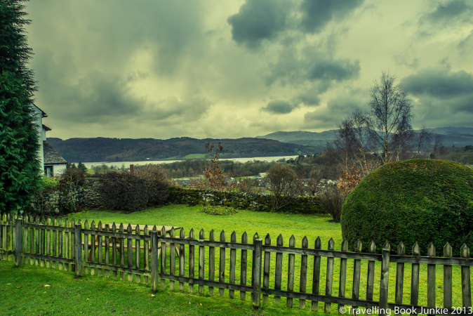 Knotts Cottage, Near Lake Windermere, Lake District, UK