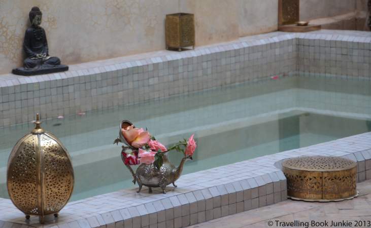 Riad Cinnamon: Buddhist Zen hits Marrakech