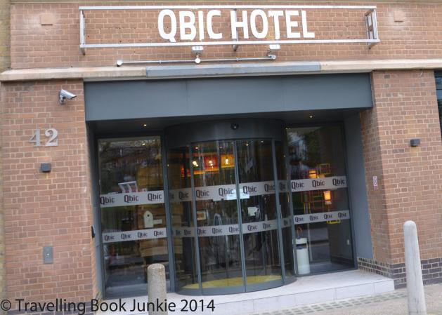 Qbic London: A Cheap and cheerful stay