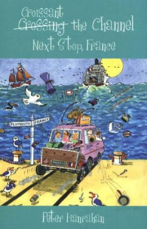 Croissant the Channel Next Stop, France (Peter Hanrahan)