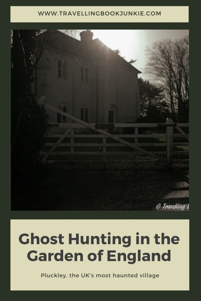 Pluckley in Kent is said to be the most haunted village in the UK as well as being the filming location forThe Darling Buds of May. Read more about the village via @tbookjunkie