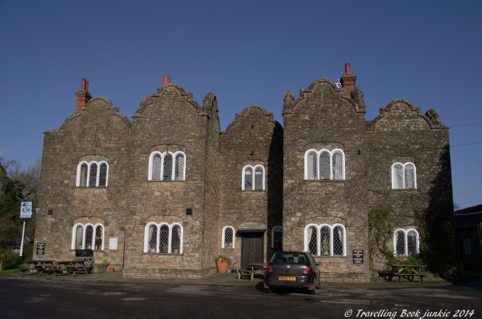 The Dering Arms in Pluckley Kent said to be the home of the ghost of the Red Lady. Pluckley Kent