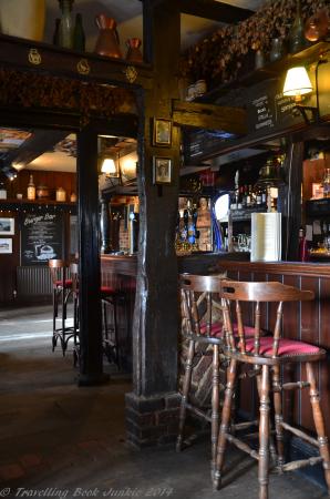 The Black Horse Inn Pluckley in Kent, Uk