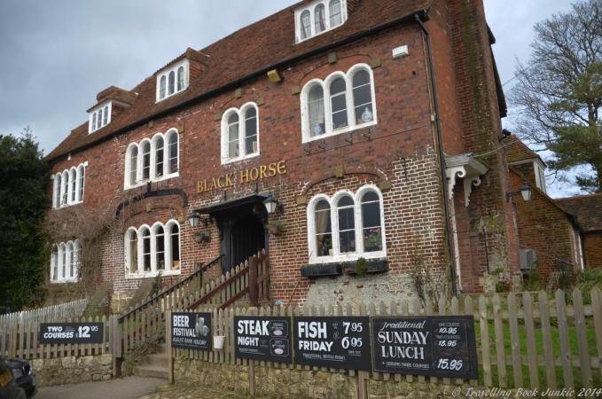 The Black Horse Inn, Pluckley