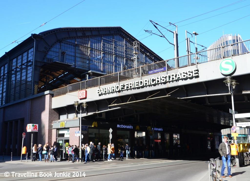 Friedrichstraße Station Berlin Germany