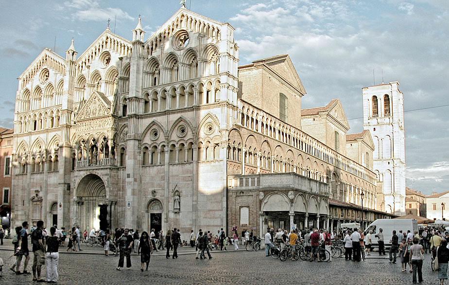 Ferrara Italy  City pictures : Ferrara, Italy
