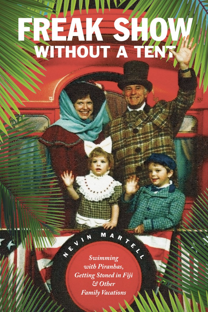 Freak-show-without-a-tent-bookcover
