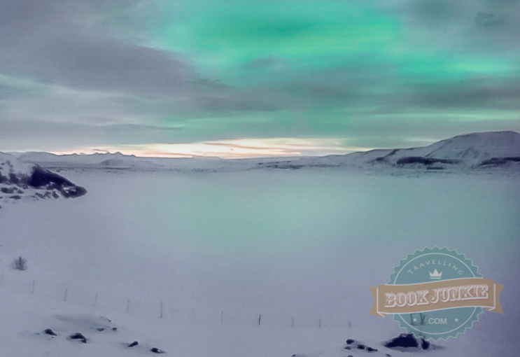 ICELAND: Chasing the coveted Northern Lights. The Ion Adventure Hotel.
