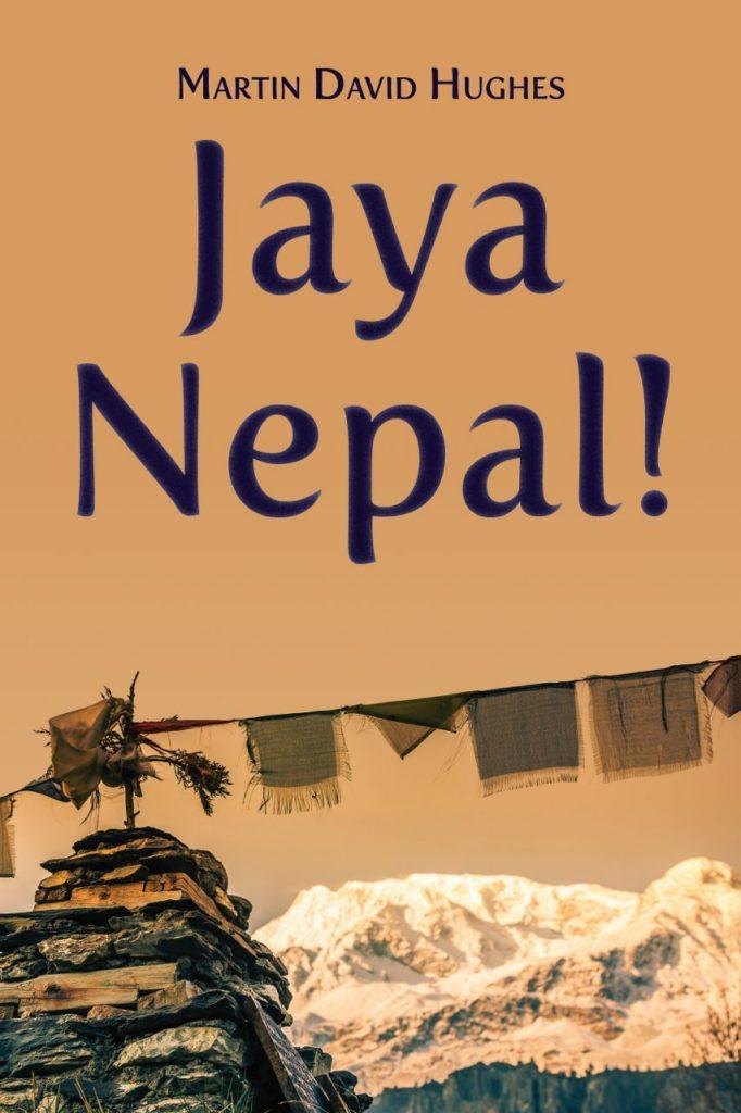 Jaya Nepal book cover