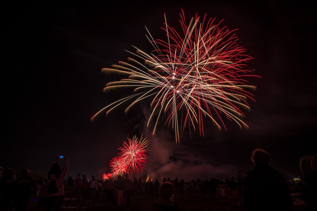 Fireworks and Bonfire night