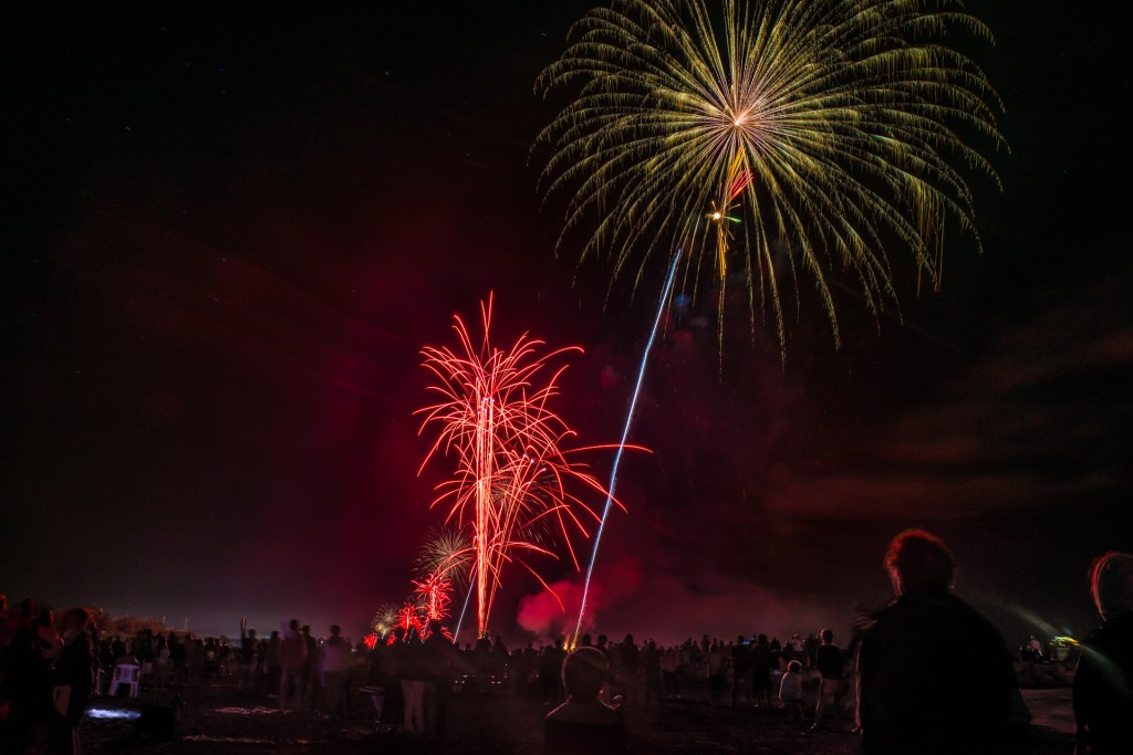 Bonfire Night and Fireworks