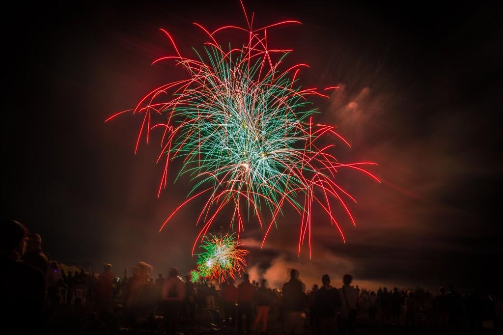 Fireworks for Bonfire Night