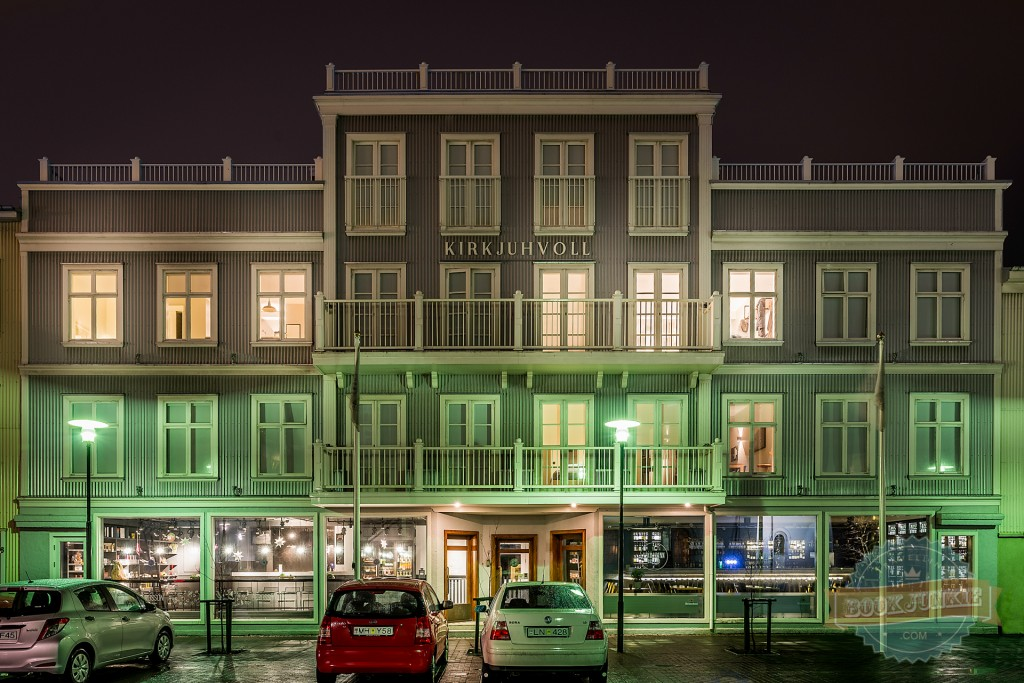 The Kvosin Downtown Hotel in Iceland – Peace within a City Setting