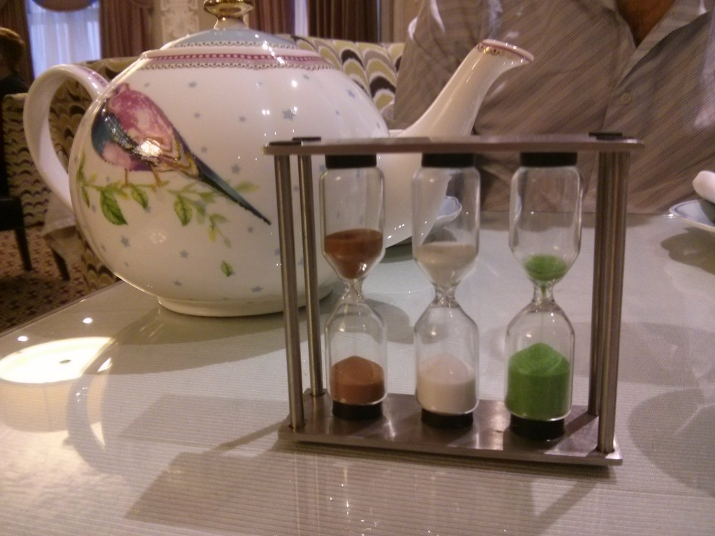 English Afternoon Tea Indulgence