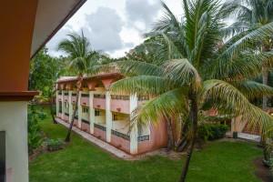 Accommodation at the Riu Tequila, Playacar, Riviera Maya, Mexico.
