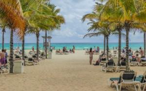 Playacar beach, Riviera Maya Mexico