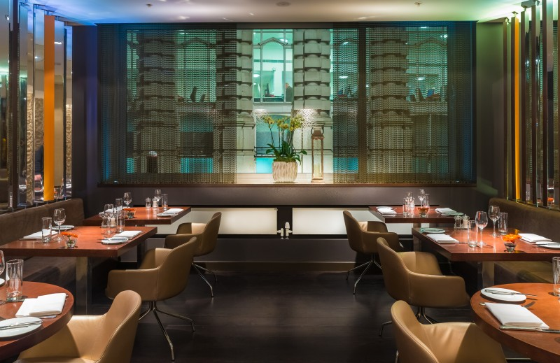 Experiencing the Culinary Delights of Apex Off The Wall, London