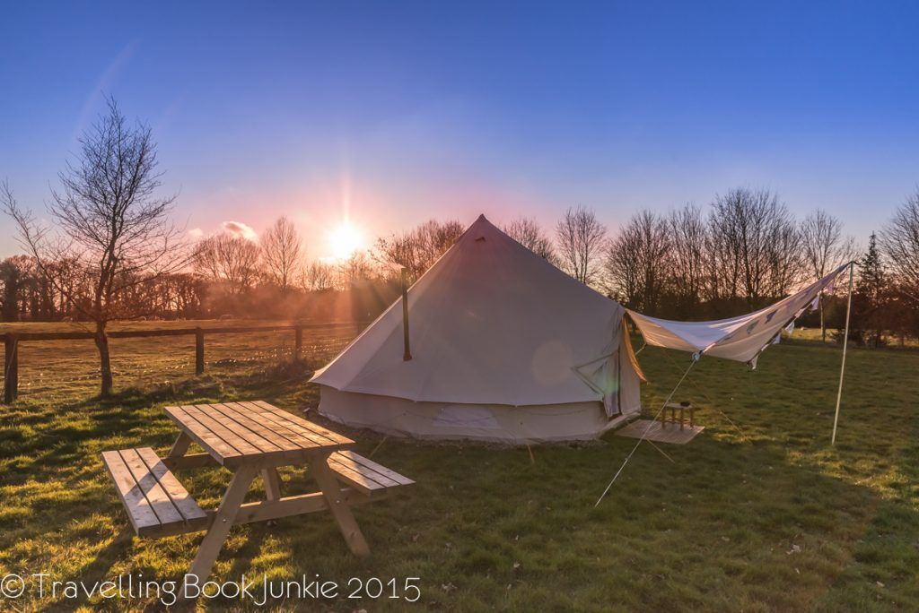 Amber's Bell Tents (Norfolk) – Rustic Glamping at its Finest