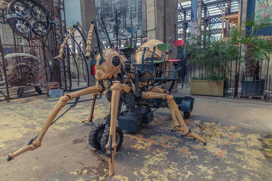 The Giant Ant Nantes France