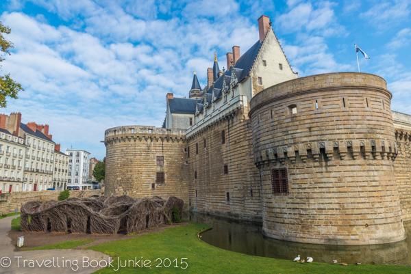 Chateau des ducs de Bretagne, Nantes, Loire Valley, France