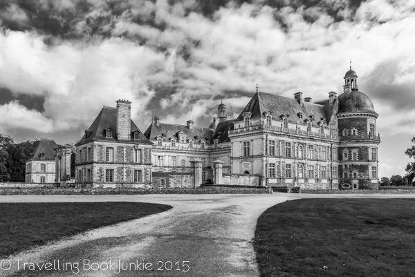 Chateau de Serrant, Loire Valley, France