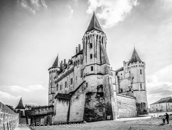 Chateau de Samur, Loire Valley, France