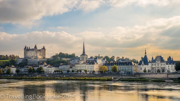 Chateau de Samur, Loire Valley, Loire River, France