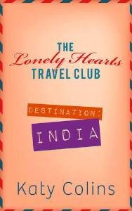Destination India by Katy Colins published book 2016