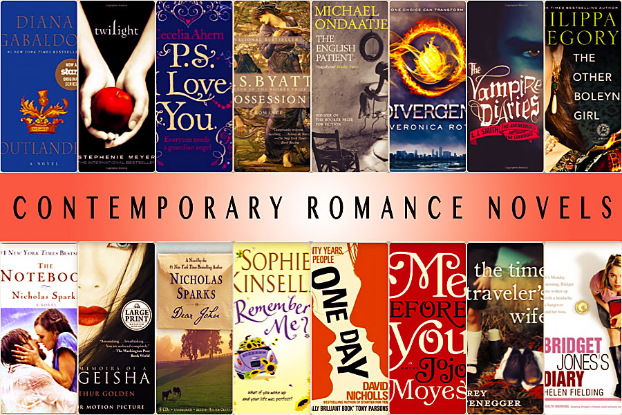 Top Contemporary Romance Novels You Should Read