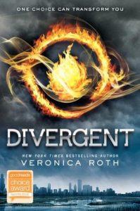 Divergent, Romance fantasy novel