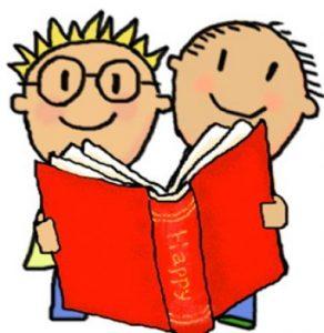 Yor kLiterature Festival, kids reading