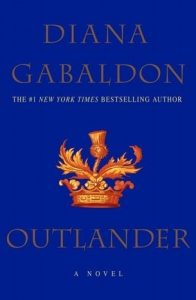 romance novel, outlander, writer, author