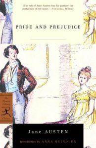 Pride and Prejudice, Classic novel. Romance, Jane Austen