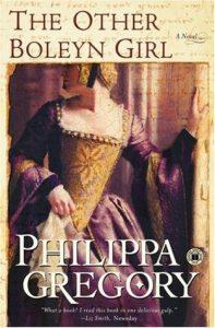 Romance novel, the other boleyn girl, period drama