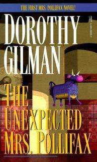 The unexpected Mrs Pollifax, Dorothy Gilman, World Book Day