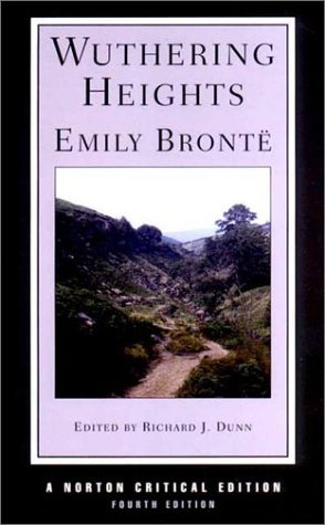 Wuthering Heights Emily Bronte, world book day