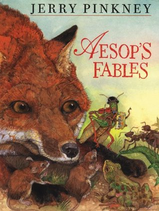 Aesop's Fables, classic, world book day