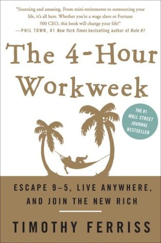 The Four Hour Work Week, Timothy Ferriss, World book DAy