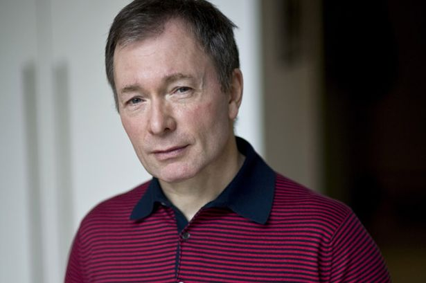 Tony Parsons, author and writer, gains inspiration from airports
