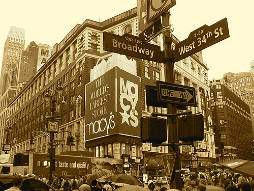 New York – The No.1 Destination For Christmas Shoppers