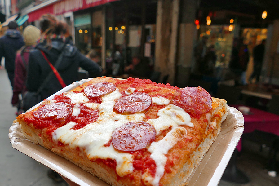 Rossopomodoro, Venice, Italy, Pizza, Food, Travelling, travel, Travelling Book Junkie