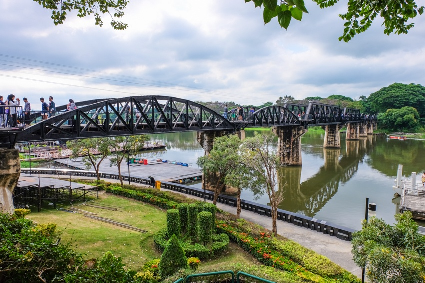 Why Everyone Should Travel On The Death Railway From Kanchanaburi