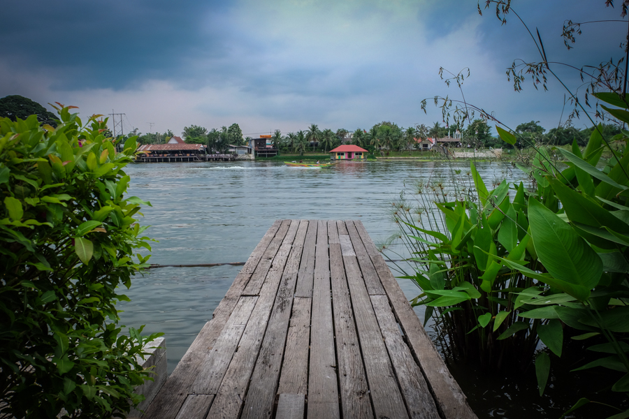 A Memorable River Kwai Stay in Kanchanaburi, Thailand